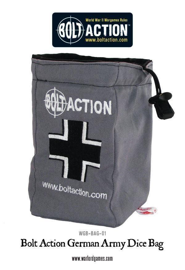 Warlord games Bolt Action Dice Bag German