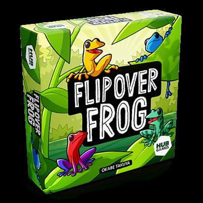Hub games Flip Over Frog