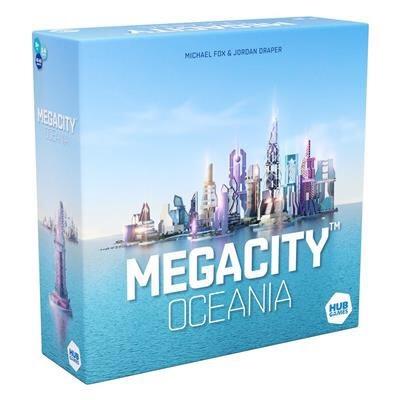 Hub games MegaCity Oceania