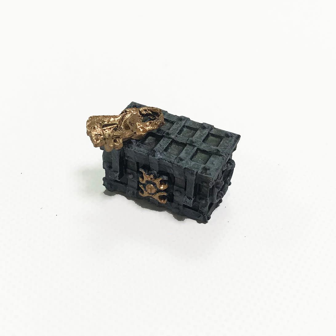 Monster fight club Monster Scenery: Treasure chest