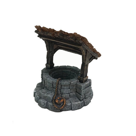 Monster fight club Monster Scenery: Village Well