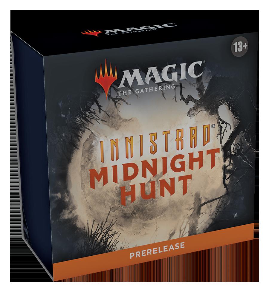 Magic the Gathering Magic the Gathering: Innistrad Midnight Hunt prerelease kit
