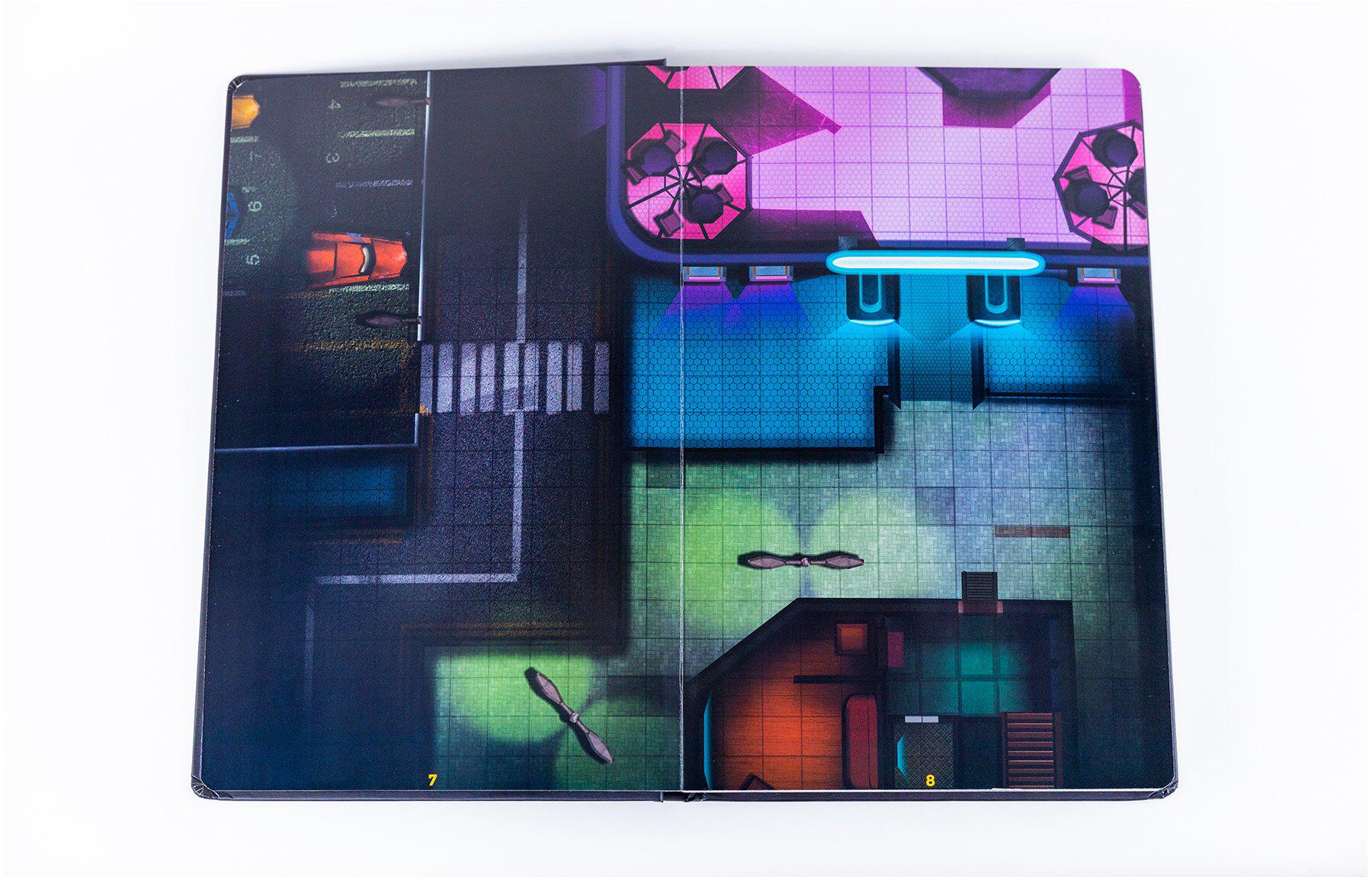 Yarn studio Immersive Battle Maps 2 Book