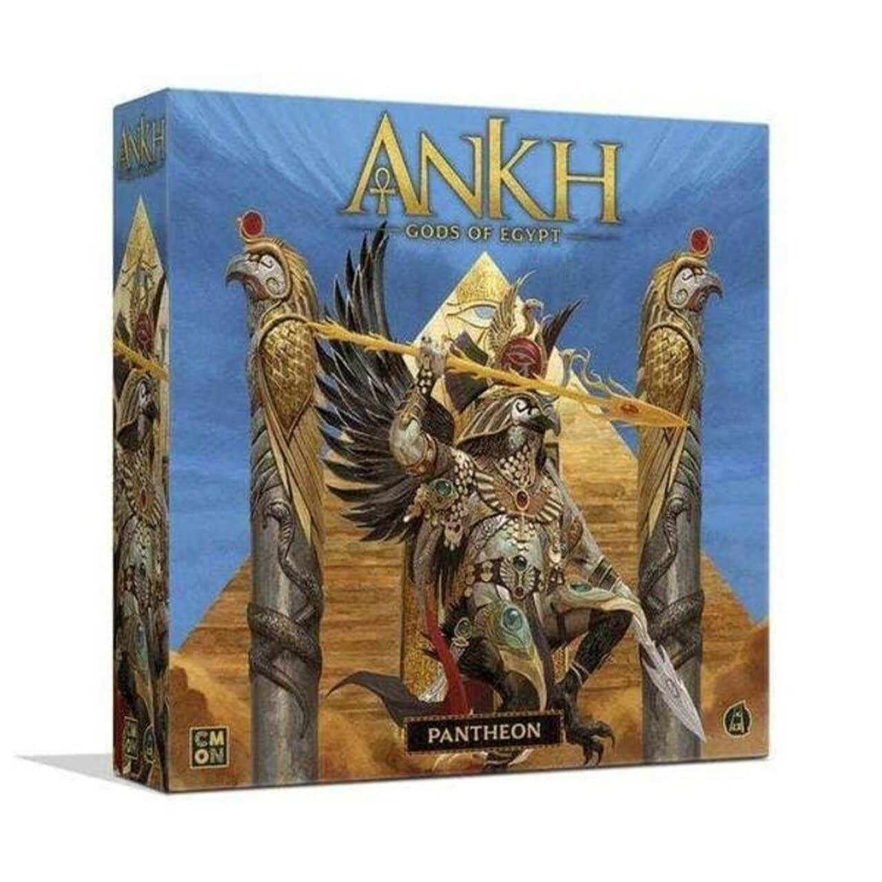 CMON Ankh: Pantheon