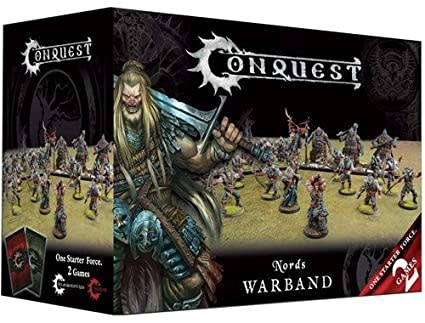 Conquest Conquest: Nords: Warband