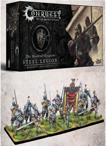 Conquest Conquest: Hundred Kingdoms: Steel Legion