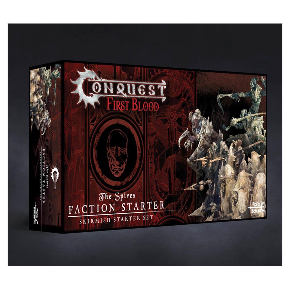 Conquest Conquest: First Blood Starter / Taster - Spires