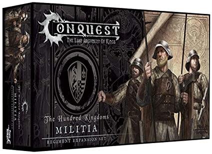 Conquest Conquest: Hundred Kingdoms: Militia