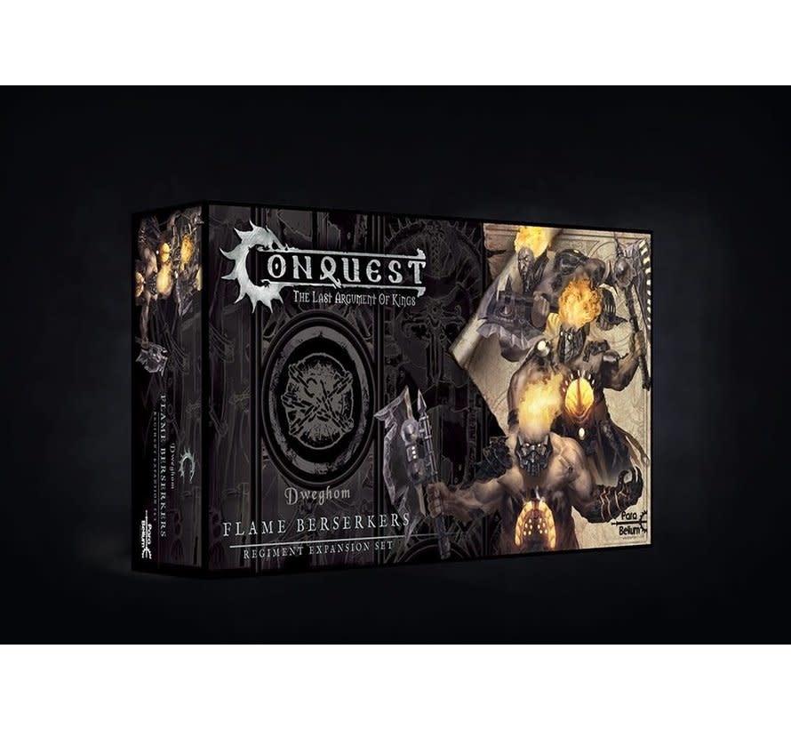 Conquest Conquest: Dweghom: Flame Berserkers