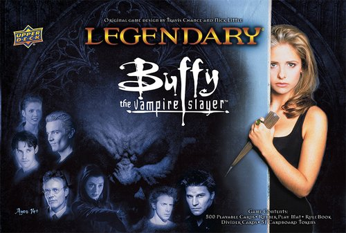 Legendary Encounters: Buffy the Vampire Slayer