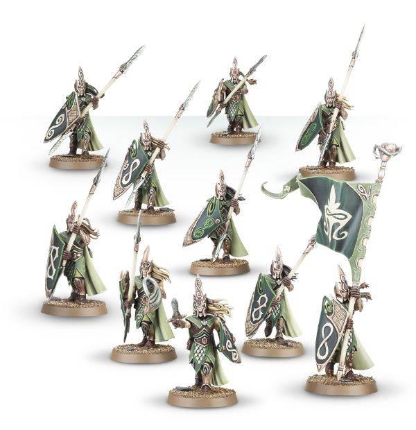 Warhammer Eternal Guard