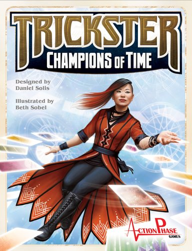 Action phase Trickster Champions of Time