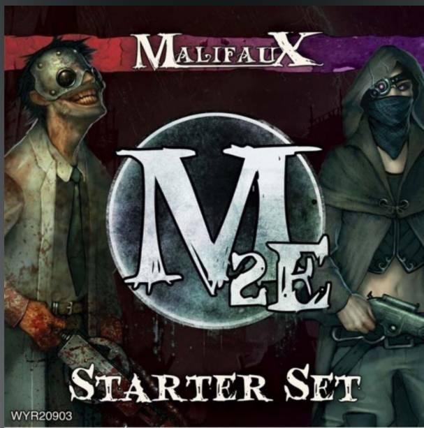 Malifaux starter set