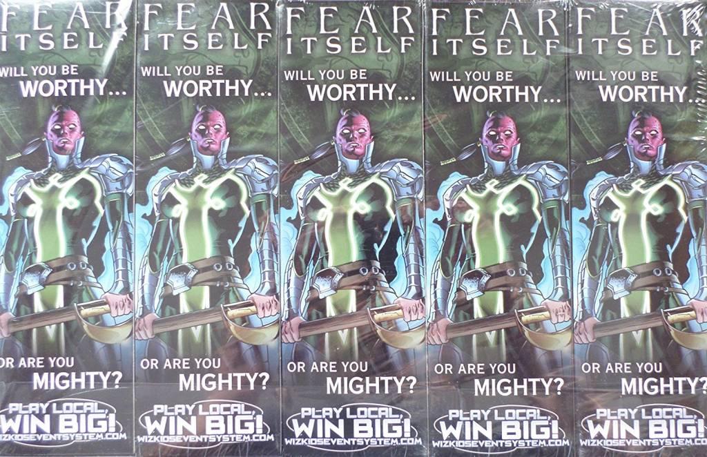 Wizkids DC Heroclix: Fear Itself Booster