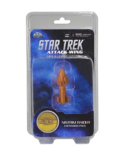 Wizkids Star Trek Attack Wing: Nistrim Raider Expansion Pack