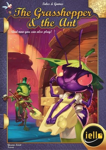 Iello Tales & Games: The Grasshopper and the Ant
