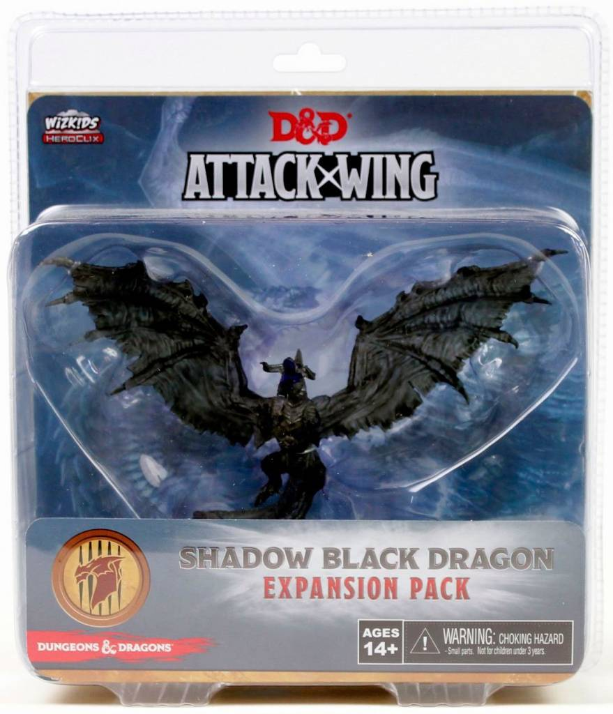 D&D Attack Wing: Black Shadow Dragon Expansion Pack