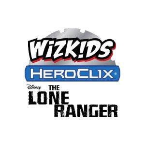 Wizkids Heroclix: The Lone Ranger Gravity feed