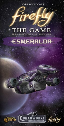Gale Force Nine Firefly The Game: Esmeralda expansion