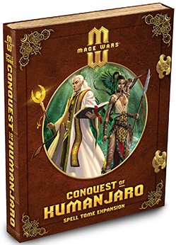 Mage Wars: Conquest of Kumanjaro Expansion Set