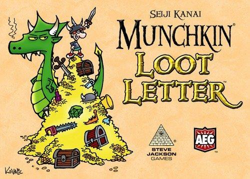 Steve Jackson Munchkin Loot Letter