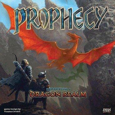 Zman Prophecy: Expansion 1 Dragon Realm
