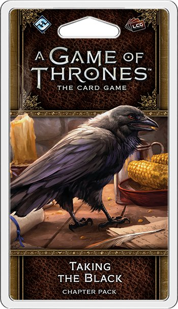 Fantasy Flight A Game of Thrones LCG: Taking the Black
