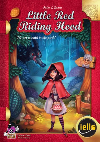 Iello Tales & Games: Little Red Riding Hood