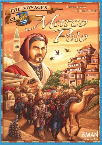 Zman THE VOYAGES OF MARCO POLO
