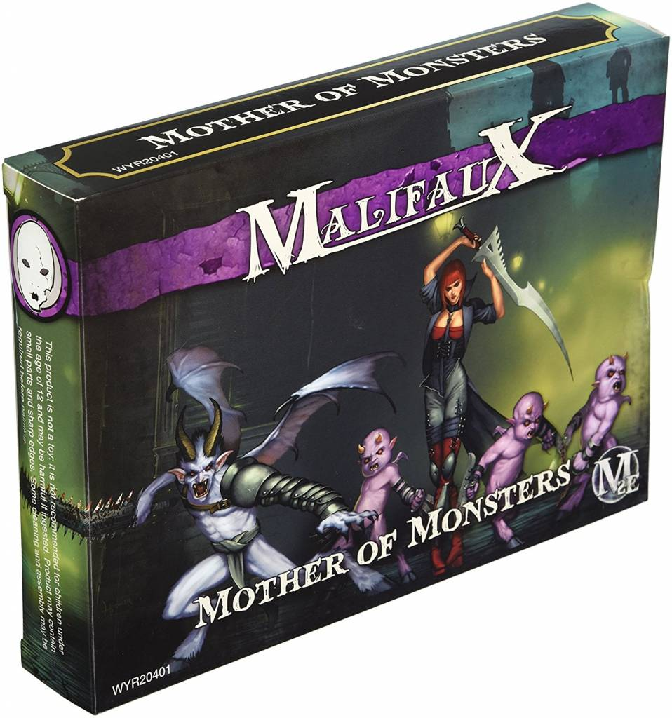 MALIFAUX: Neverborn Mother of Monsters - Lilith Box Set