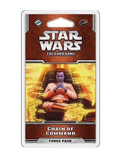 Fantasy Flight Star Wars LCG: Chain of Command Force Pack