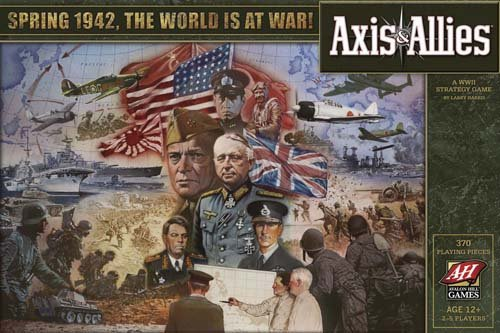 Avalon Hill Axis & Allies 1942 (2nd Edition)