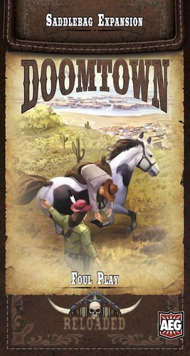 AEG Doomtown Reloaded: Foul Play