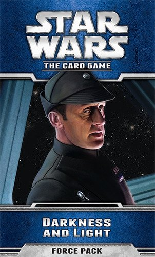 Fantasy Flight Star Wars LCG: Darkness and Light Force Pack