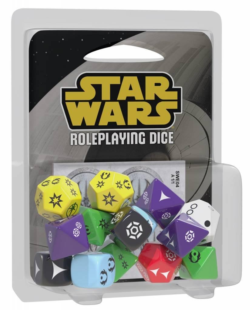 Fantasy Flight Star Wars RPG: Dice