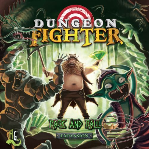 Iello Dungeon Fighter: Rock and Roll