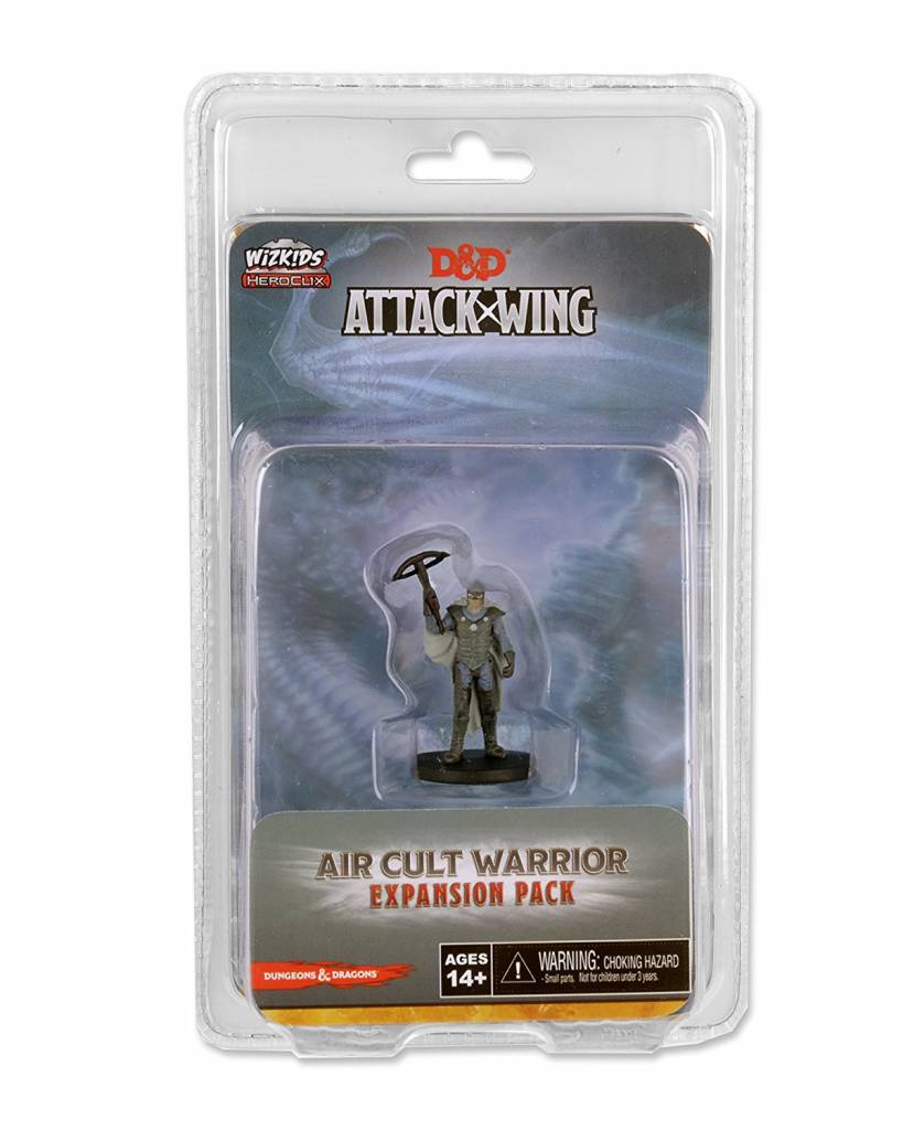 Wizkids D&D Attack Wing: Air Cult Warrior Expansion Pack