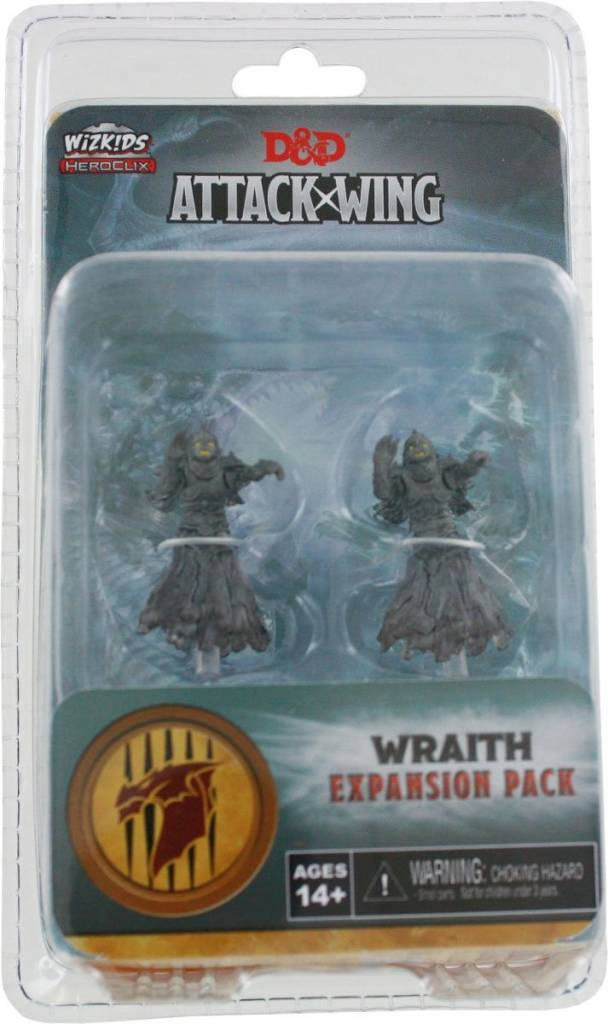 Wizkids D&D Attack Wing: Wraith Expansion Pack