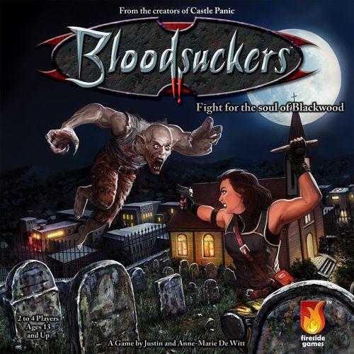Fireside games Bloodsuckers Card Game