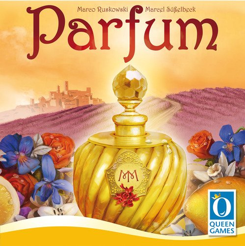 Queen Games Parfum