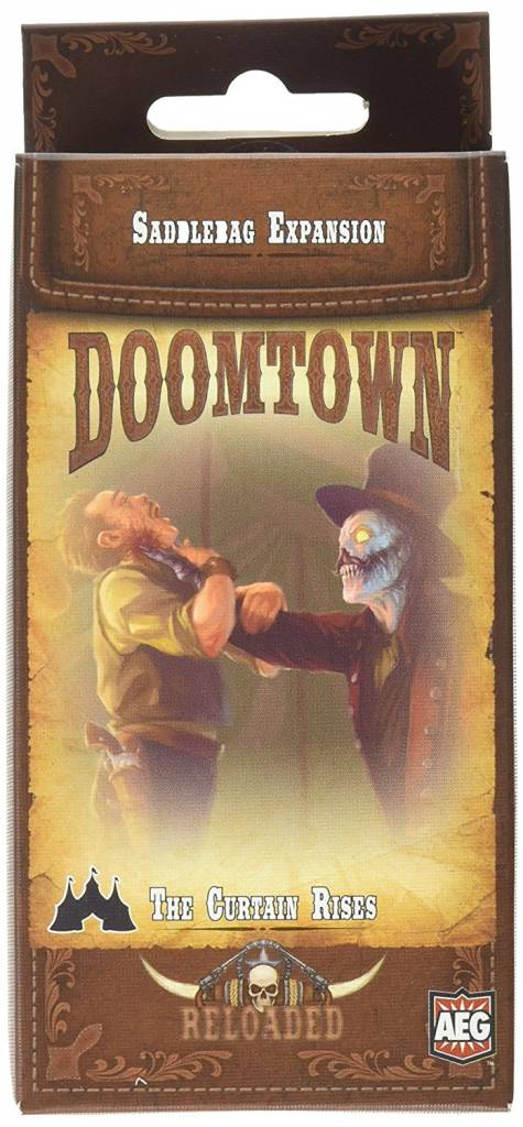 AEG Doomtown Reloaded: The Curtain Rises