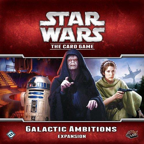 Fantasy Flight Star Wars LCG: Galactic Ambitions