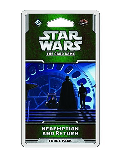 Fantasy Flight Star Wars LCG: Redemption and Return Force Pack