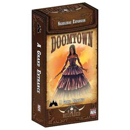 AEG Doomtown Reloaded: A grand Entrance