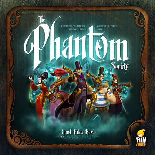 Iello The Phantom Society