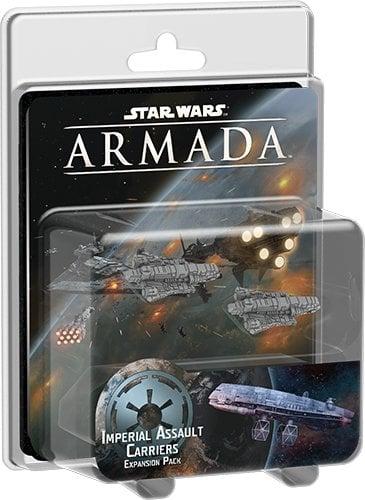 Fantasy Flight Star Wars Armada: Imperial Assault Carriers (2)