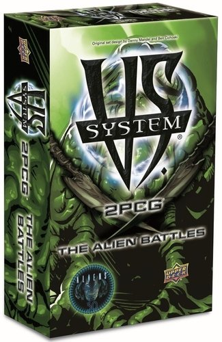 Upper deck VS System 2 PCG: The Alien Battles