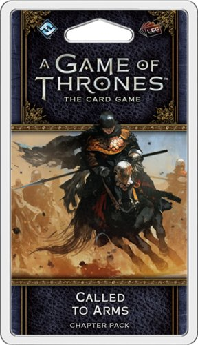 Fantasy Flight A Game of Thrones LCG: Called to Arms