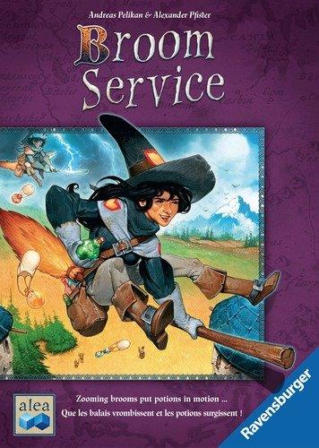 Ravensburger Broom Service