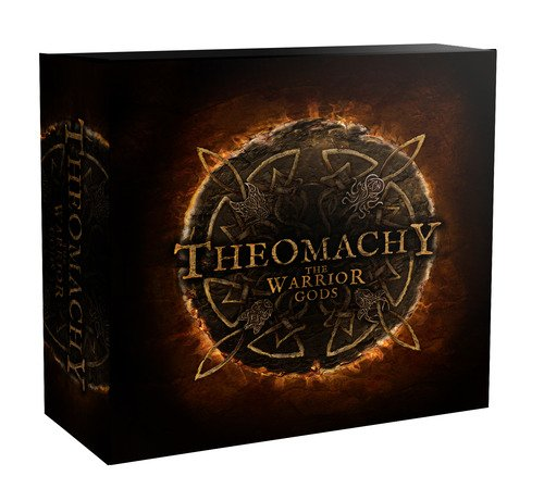 Historical games factory Theomachy The Warrior Gods